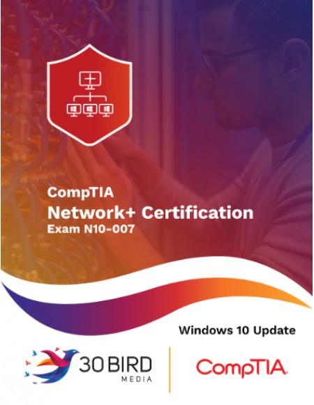 CompTIA Network+ Certification N10-007, Windows 10 Update