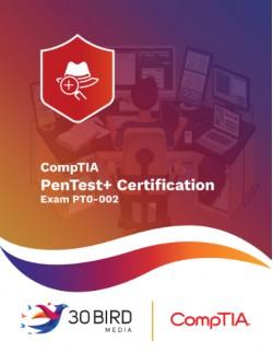 CompTIA PenTest+ Certification PT0-002