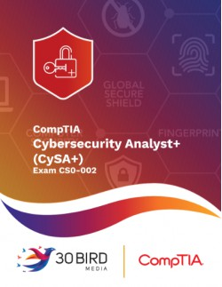 CompTIA Cybersecurity Analyst+ (CySA+) Certification CS0-002