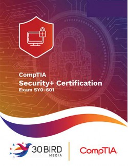 CompTIA Security+ Certification SY0-601 R1.2