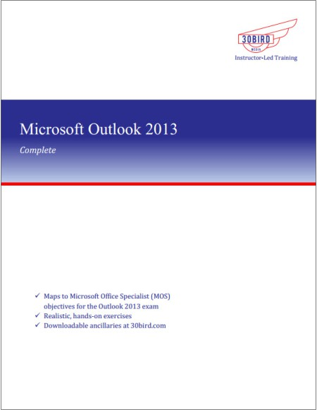 Outlook 2013 Complete