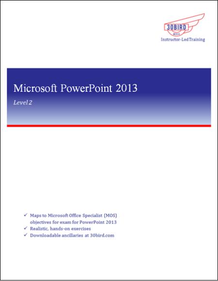 PowerPoint 2013 Level 2