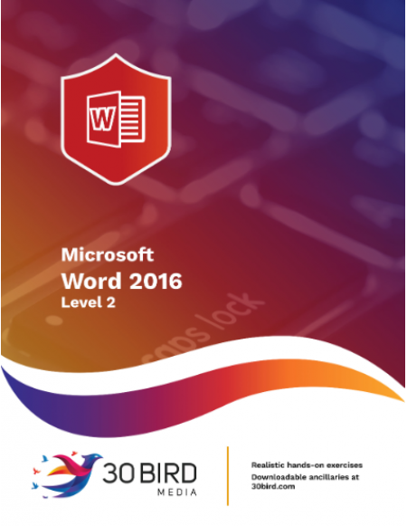 Word 2016 Level 2 R2.0