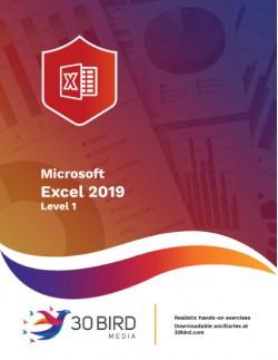 Excel 2019 Level 1