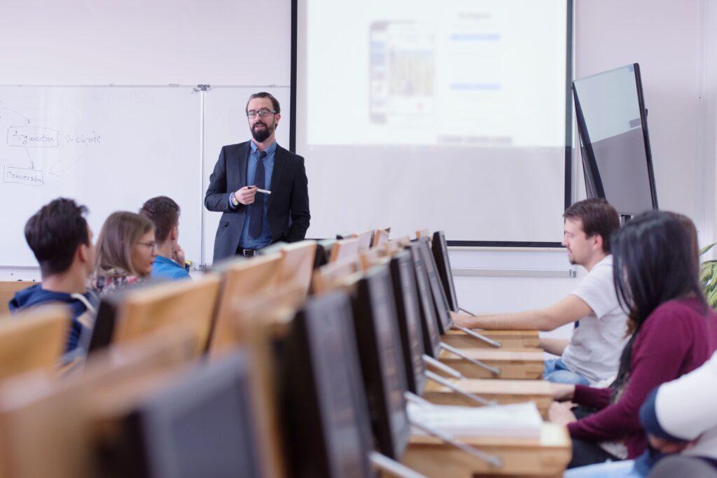 Teaching Courseware